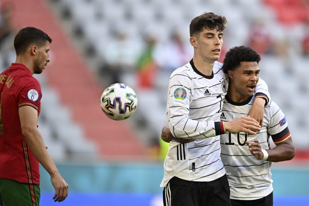 【欧国杯】德国反胜重振声威 连侬赞日耳曼军团是大赛球队