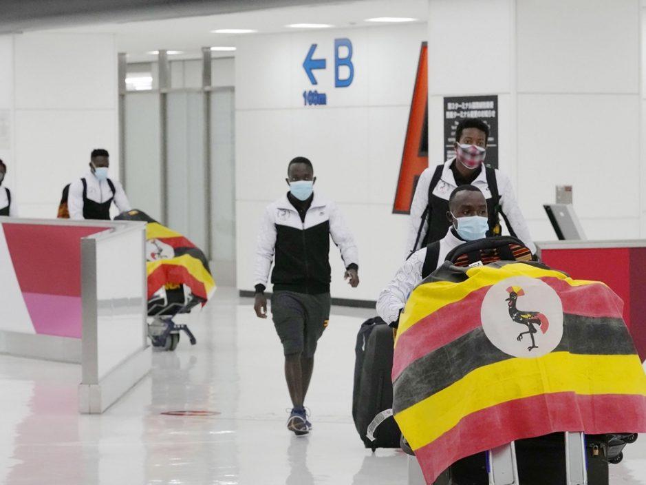 乌干达一名选手抵日时确诊 东京都宣布取消公众观赛