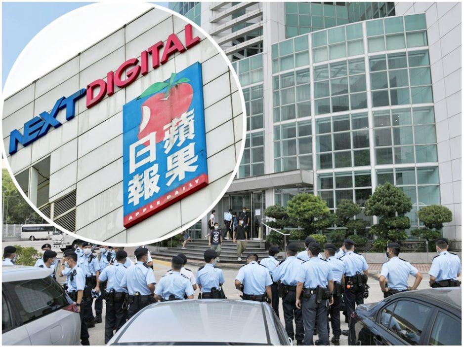 【壹传媒案】指现金仅够数周营运影响出粮 拟申请解冻资产