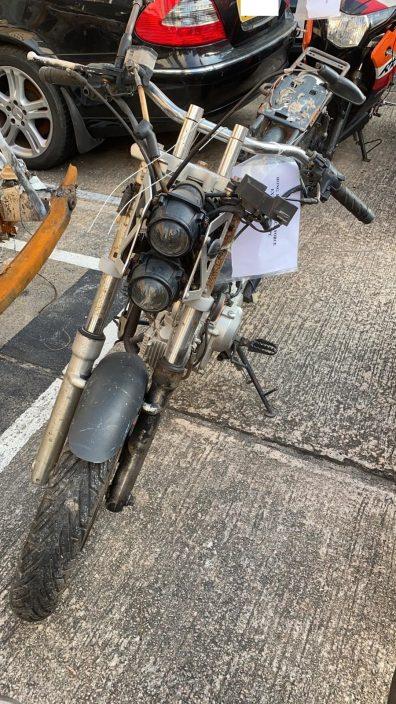 专偷电自行车 警元朗铁皮屋拘35岁外籍汉