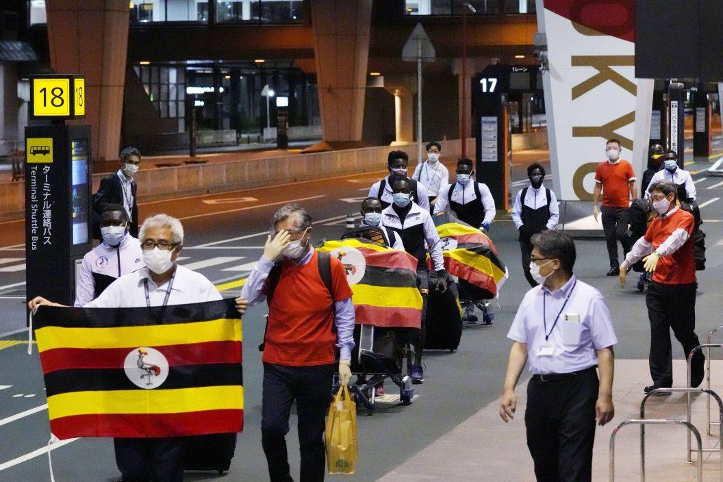 【东京奥运】奥运首例乌干达人检测呈阳性 抵达日本但未能入境