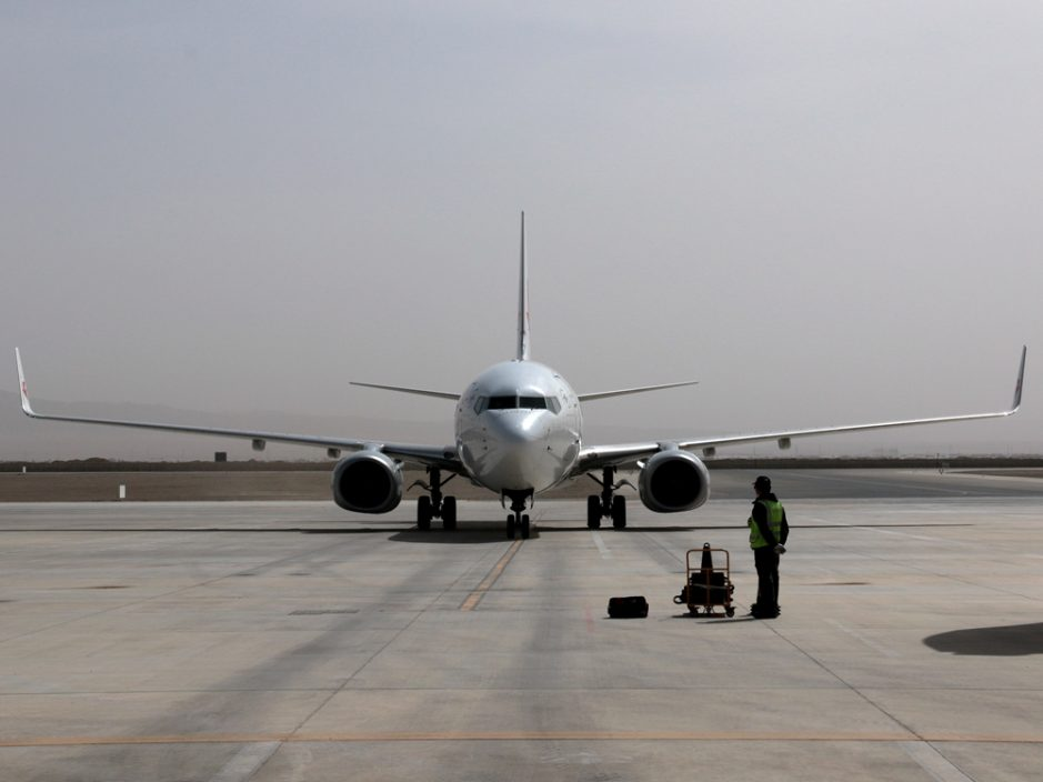 山东推老人福利 65岁以上一年免费搭两次飞机