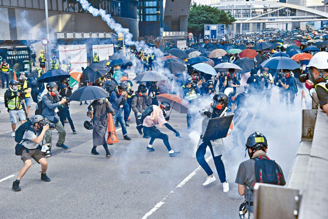 五港示威者偷渡台湾经过曝光