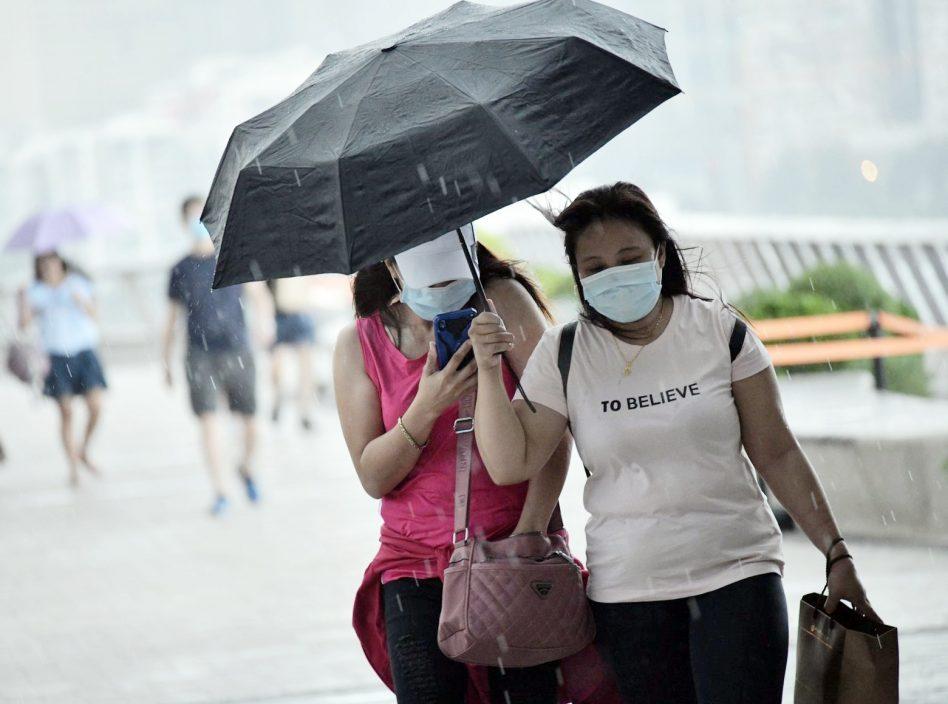 """""""夏至""""多区达34度 周三起天气转差将有大骤雨"""