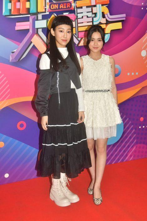 每次录影父母都跟到实 姚焯菲签约TVB坚持学业为先