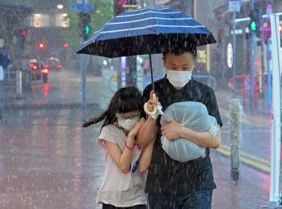 天文台:短期内广泛地区或受大雨影响 市民应提高警觉