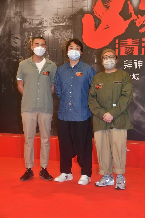 【首当监制】洪永城乜都要理有压力 C君受惊吓要老婆接收工