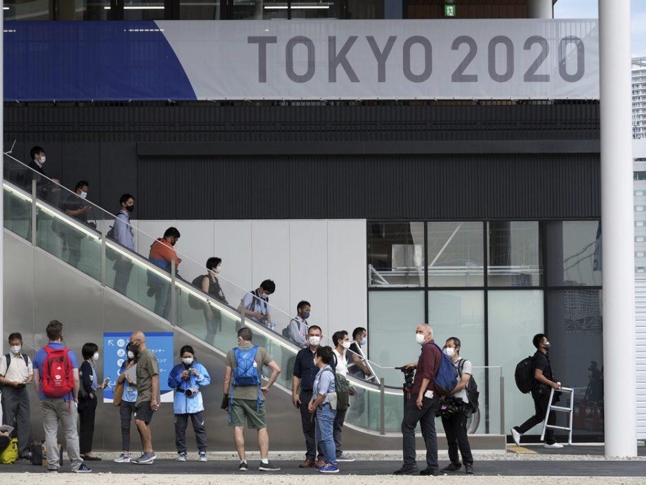 东京奥运将赛事入场观众人数上限定为一万人