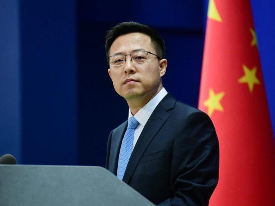 """美国称中国将面对""""国际孤立"""" 外交部:赤裸裸讹诈"""