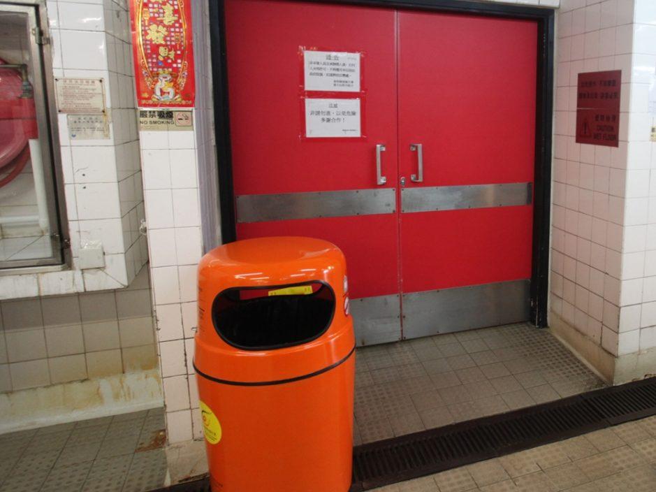 食环署指辖下街巿36个垃圾槽孔口须改良 月中已完成工程