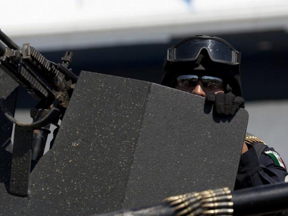 美墨边境城市雷诺萨发生枪击案 至少18死3伤