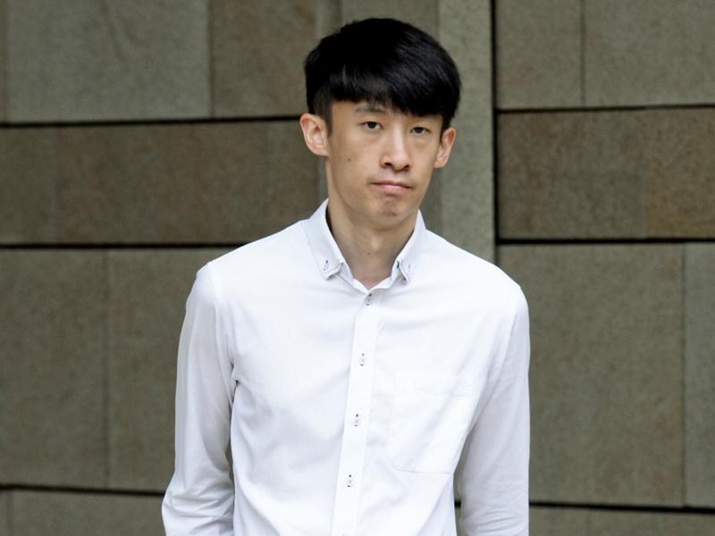 梁颂恒冲击立会判囚终极上诉 上诉方指需审视是否具犯罪意图以免无辜入罪