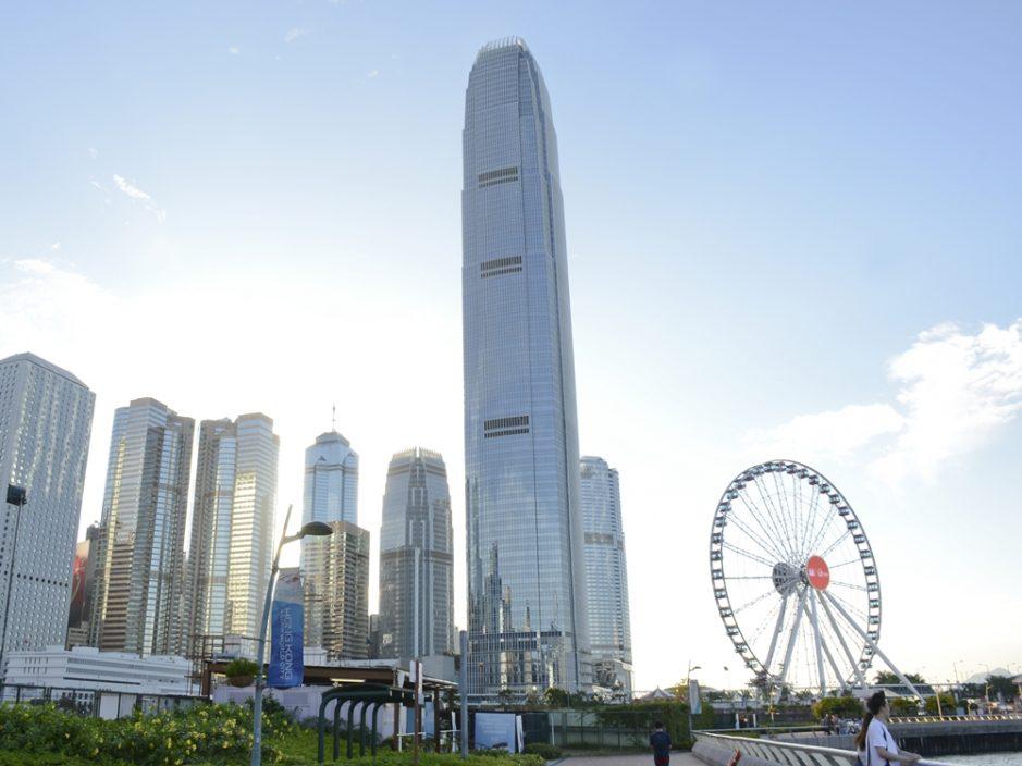 瑞信:香港人均财富名列第三 仅次于瑞士和美国