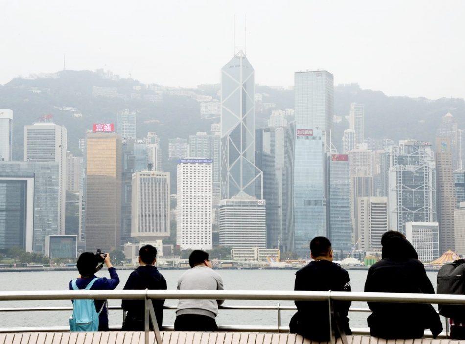 逾40国联署批中国在港推国安法 关注香港基本自由恶化