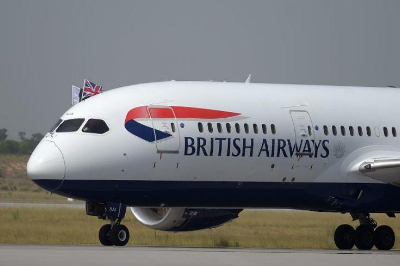 英航7月7日起增往来香港及伦敦航班
