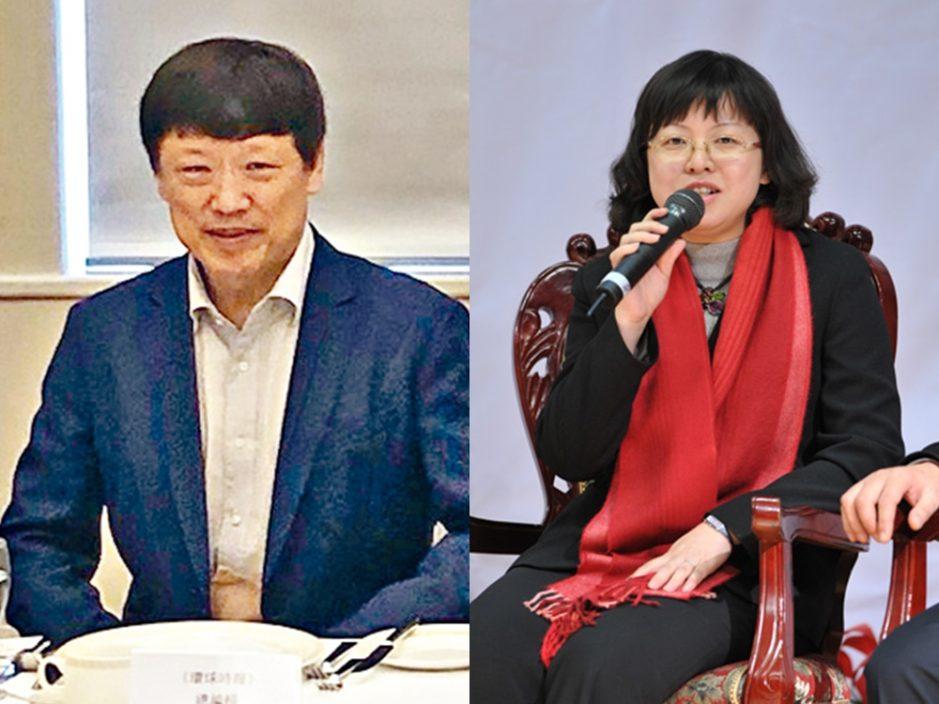 【独家】《环球时报》总编胡锡进退休 吴绮敏接任