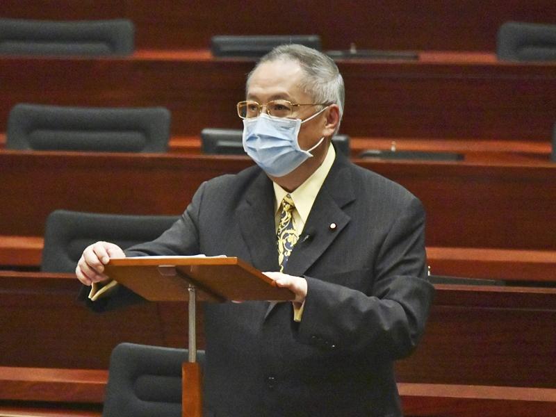 张宇人拟提修订 倡非永久居民医生申请免试来港执业
