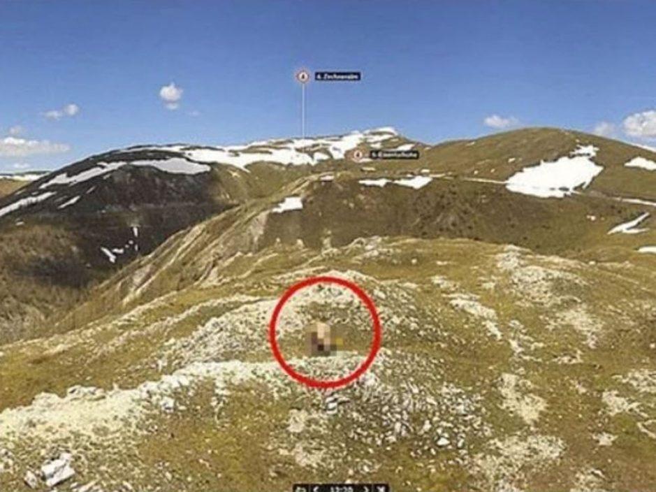 情侣2千公尺高山激战 竟被国家公园摄影机拍下自动上传
