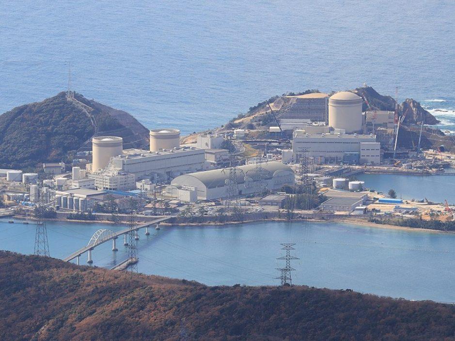日本福井美滨核电厂3号机重启 311核事故后首例