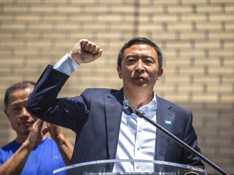 纽约市长初选亚当斯暂领先 杨安泽认输结束竞选运动