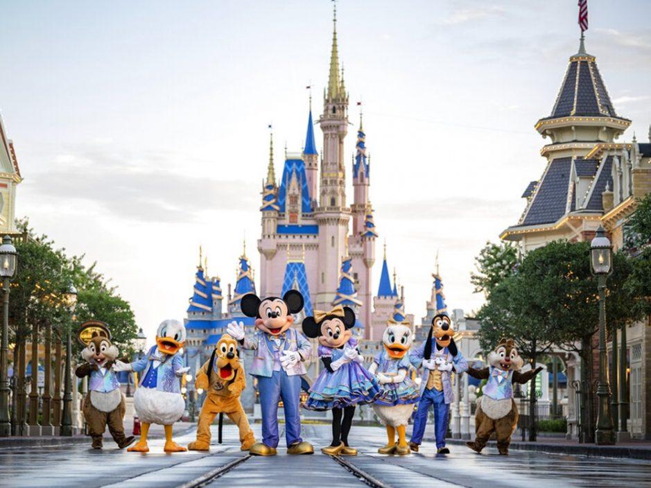 佛州迪士尼世界50周年 庆祝活动为期18个月