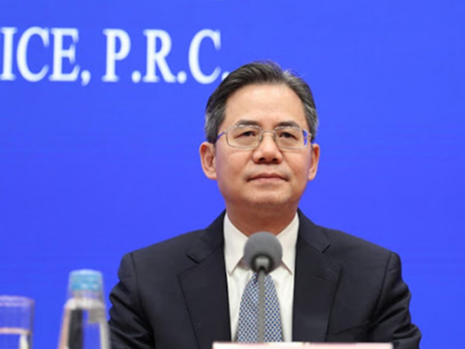 驻英大使郑泽光座谈会发言 西方造谣运动必将失败