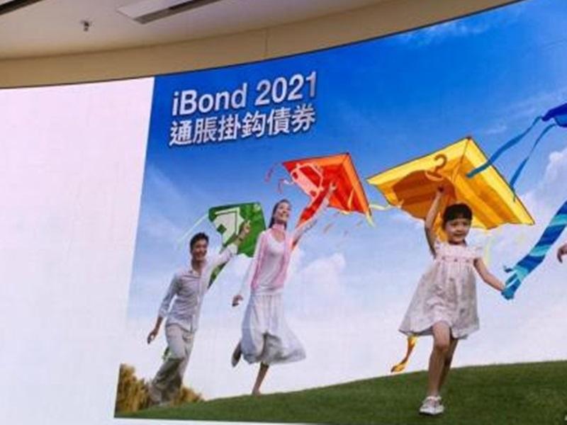 新一批iBond首日挂牌 一度升到103.2元