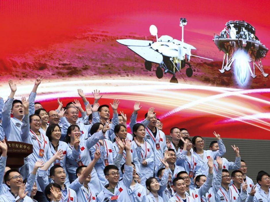 内地最快将2033年展开载人火星探测任务