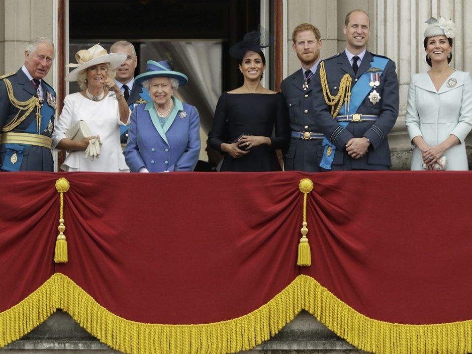 英国皇室仅聘用8.5%少数族裔 坦承多元化进展不足