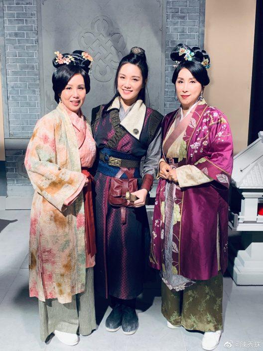 """""""御用阿妈""""宣布离巢TVB 陈秀珠展开另一段生活模式:告别并非终结"""