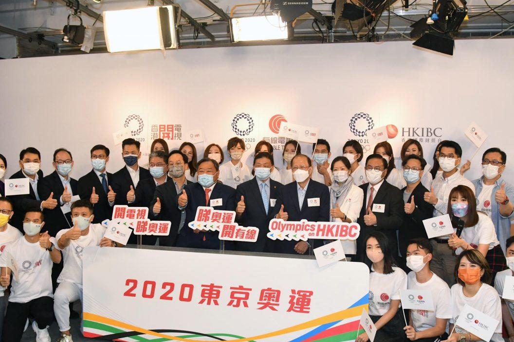 【拉开战幔】东京奥运会主题曲埋身战 MIRROR声梦学员追击张学友