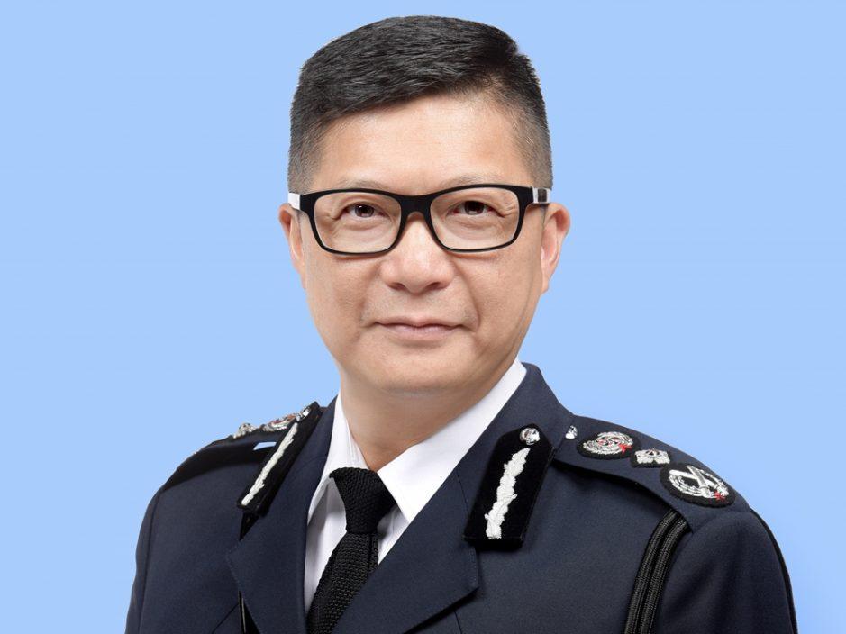 【新任保安局长】曾到上海浦东干部学院受训 邓炳强擅刑事调查行动指挥