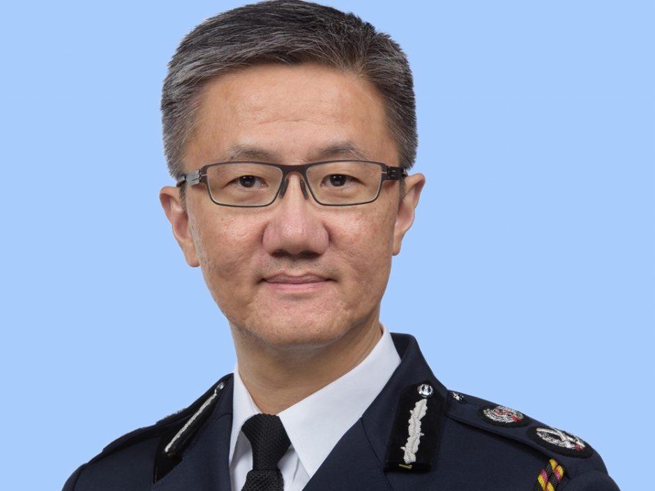 【新任警务处长】萧泽颐在警队由低做起 冀年轻人对警队改观