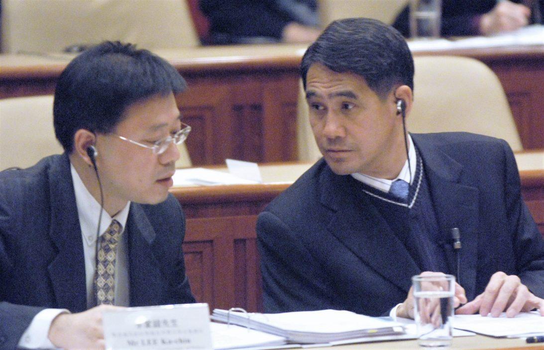 【新任政务司】1977年任督察主力刑事侦缉 李家超曾智破张子强案