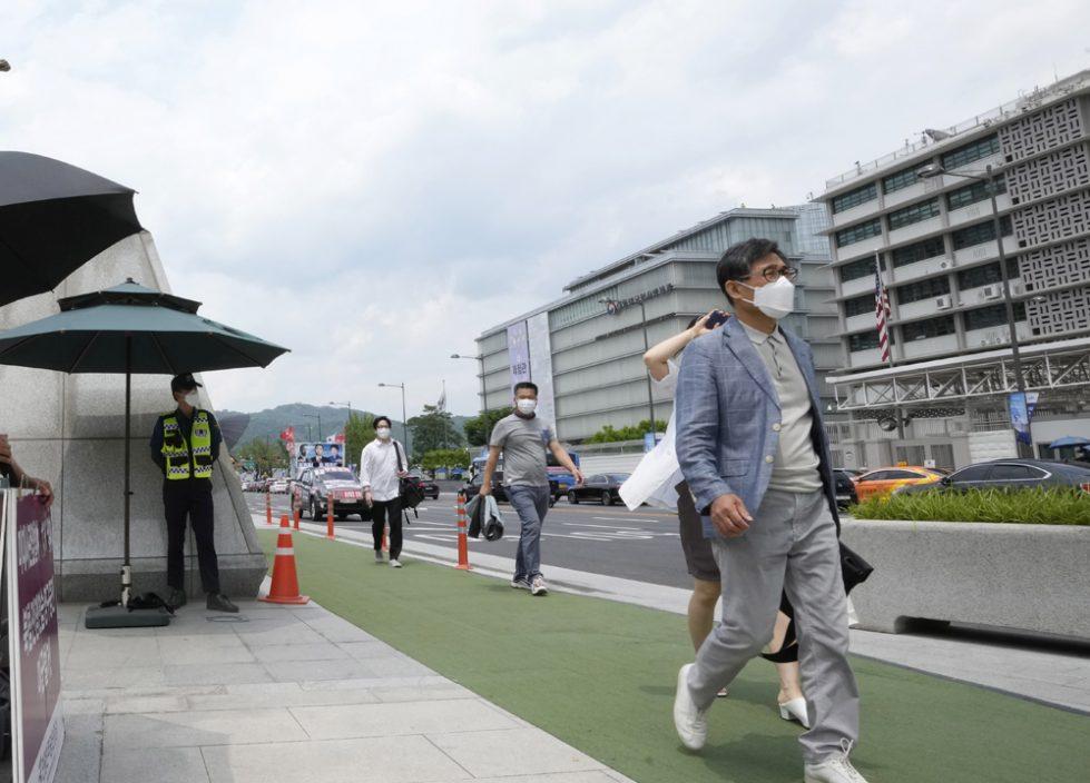 韩国再增634宗新冠确诊 多1人死亡