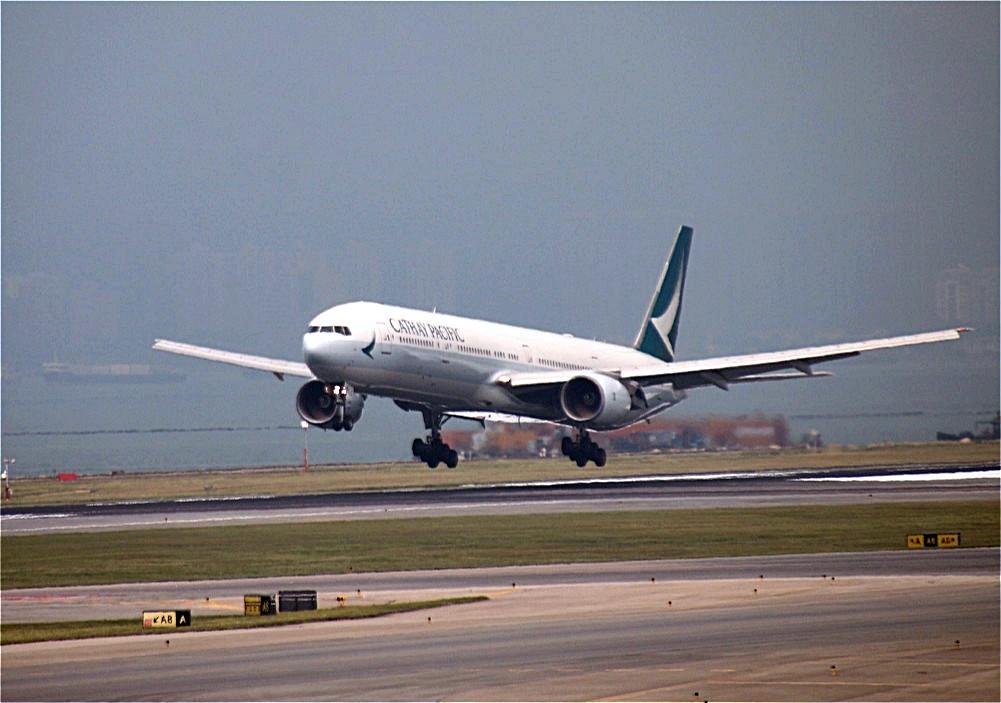 武汉往香港7月14日起国泰航线重启 每周三飞一班