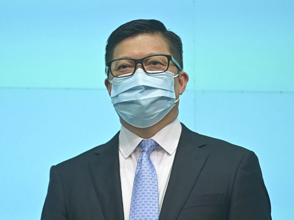 邓炳强指不应区分文官武官 各施其职为香港服务