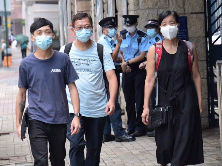 社民连等三团体申办七一游行 代表称有期望获批不反对通知书