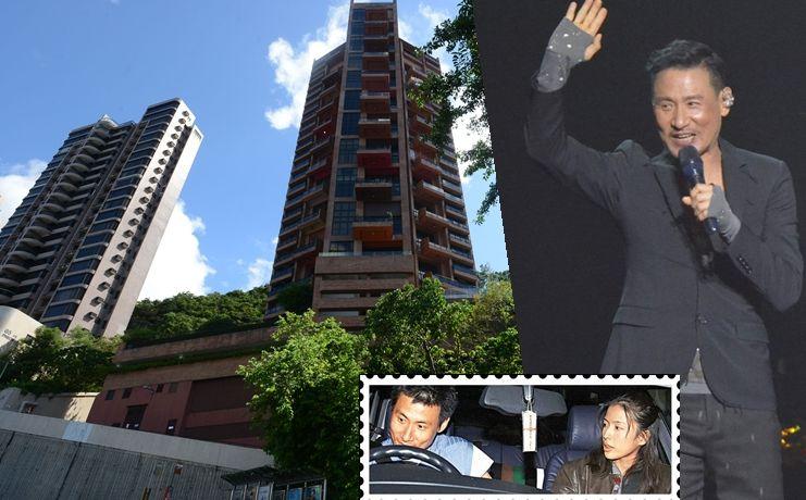 放售浅水湾怡峰三复式豪宅连四车位 张学友叫价4.3亿获利逾八倍