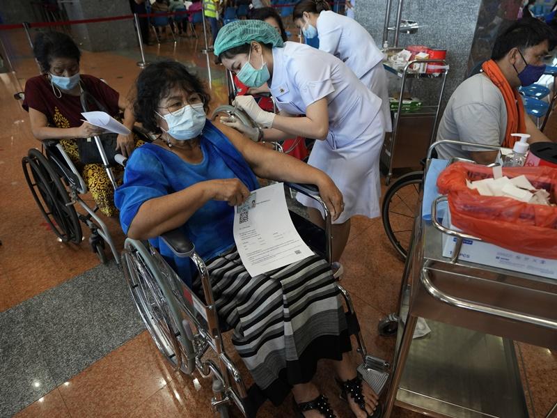 曼谷新冠疫情持续 收紧周边5府防疫措施一个月