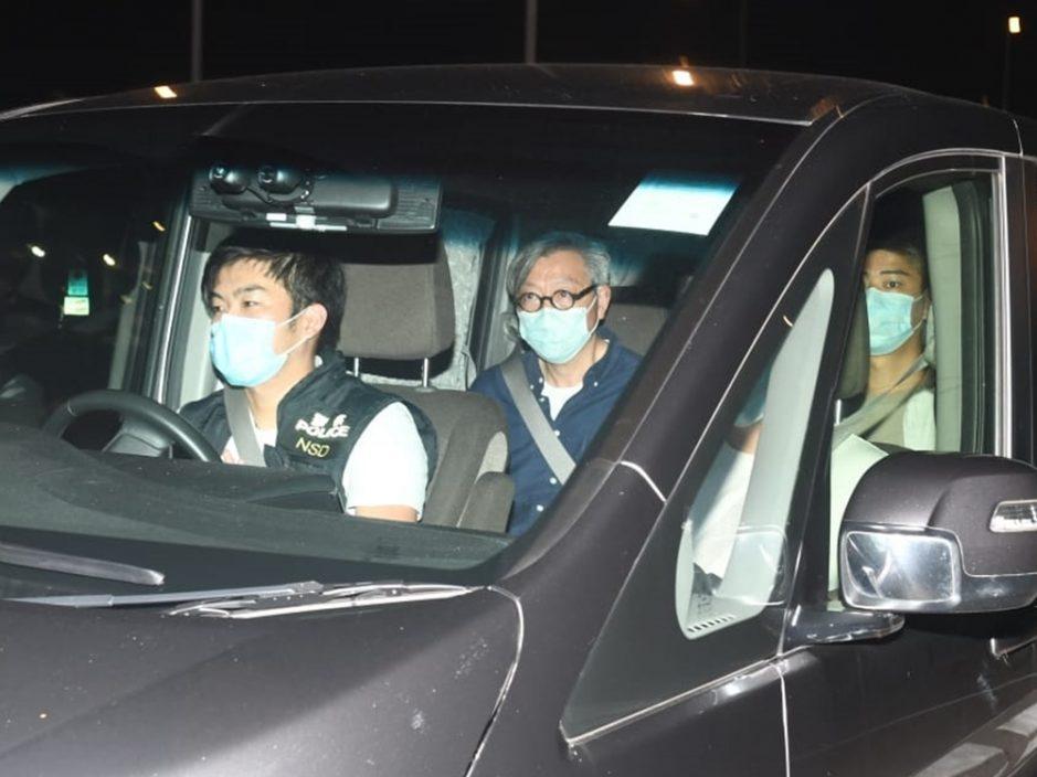 《苹果》前主笔卢峯涉违国安法机场被捕 消息指准备赴英