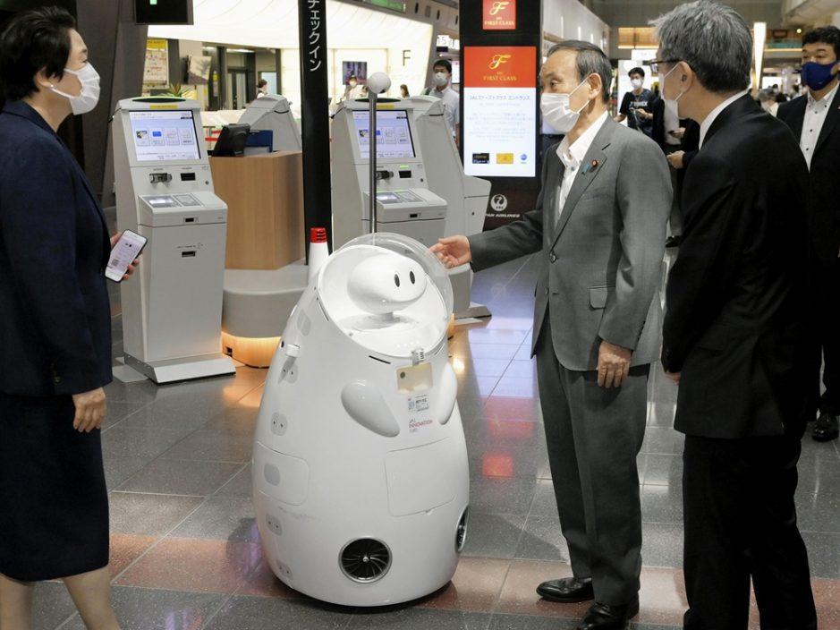 指高度警惕东京疫情扩大 菅义伟:为东奥做好防疫措施