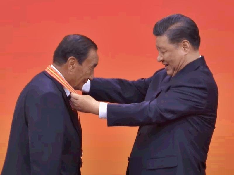 习近平:中共党员要清白做人及干净做事以赢得民心