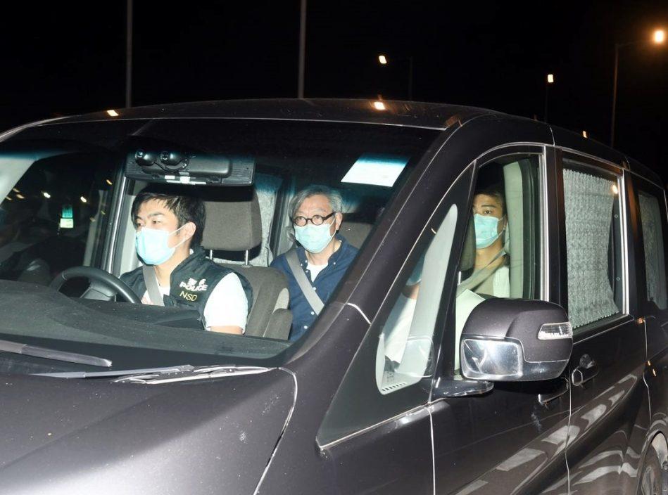 《苹果日报》主笔卢峯获准保释 须缴交20万元保释金