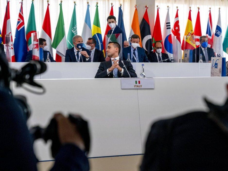 G20外长会意大利召开 讨论疫情及国际贸易等问题