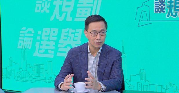 杨润雄表示,不排除将来把国民教育独立成科的可能性。