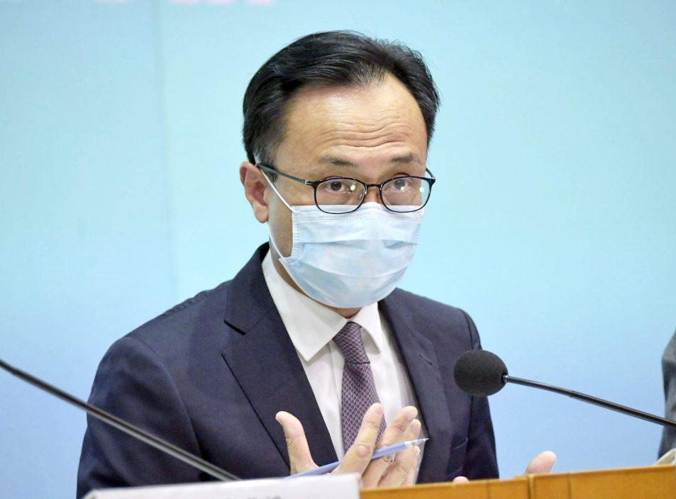 """聂德权:香港变""""警察政府""""说法言重 政府团队应在各自岗位努力"""