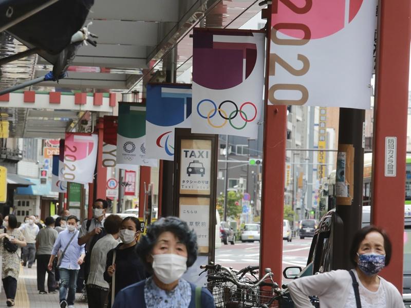 日本疫情反弹 考虑再发布紧急事态宣言东奥或受影响