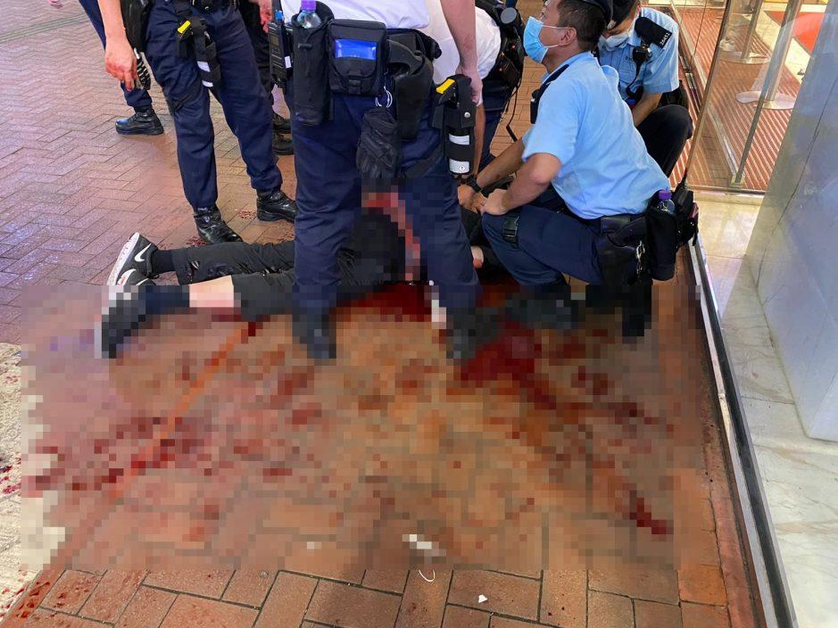 """警方谴责有网民称凶徒为""""烈士""""、""""勇者"""" 警告涉煽动仇恨"""