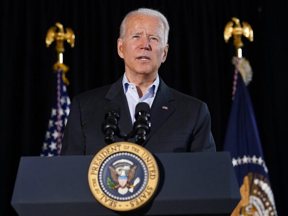 美国共和党7名议员致函拜登 促停止中美贸易战